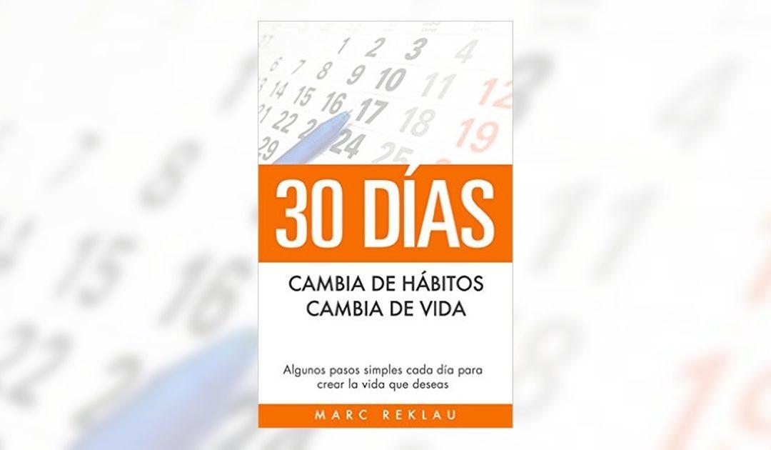 Audiolibro: 30 días…de Marc Reklau