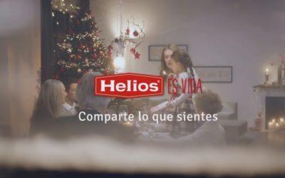 Campaña de Navidad para Helios