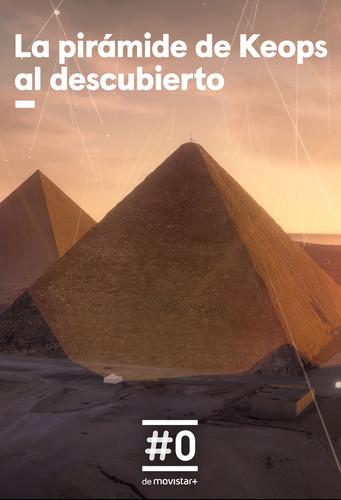 la piramide de keops al descubierto