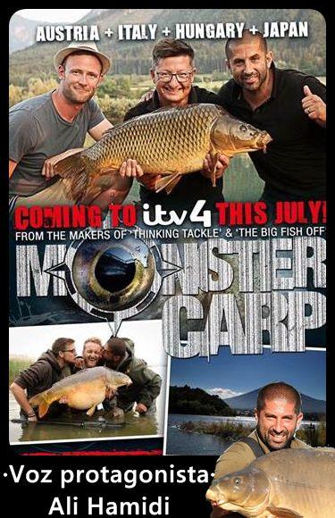 monster carp opt prota