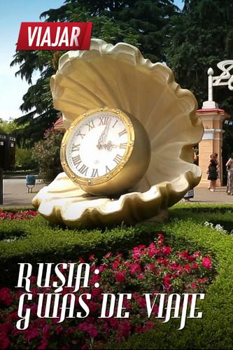 rusia guias de viaje