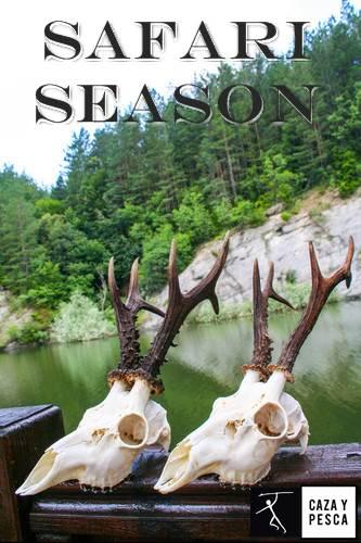 safari season caza y pesca