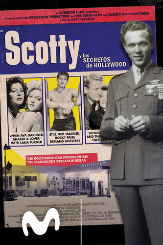 scotty y los secretos de hollywood